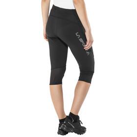 La Sportiva Vortex 3/4 Tight Women Black/Grey